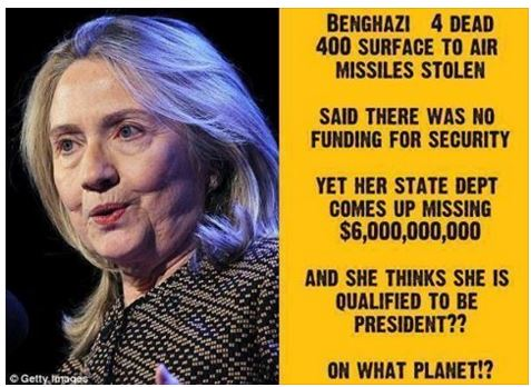 Hillary Clinton Qualifications